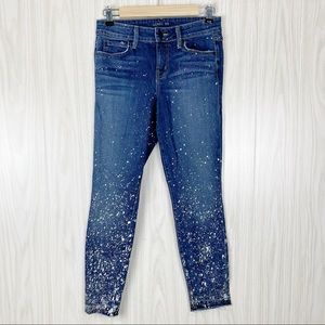 Level 99 | Amber Slouchy Skinny Jean In Galaxy